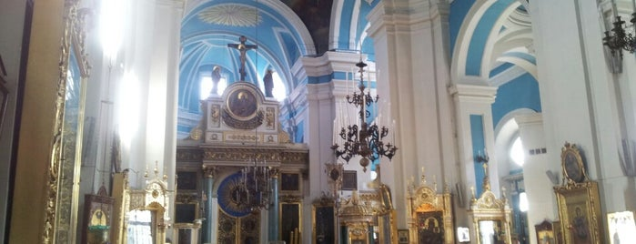 Князь-Владимирский собор is one of Православный Петербург/Orthodox Church in St. Pete.