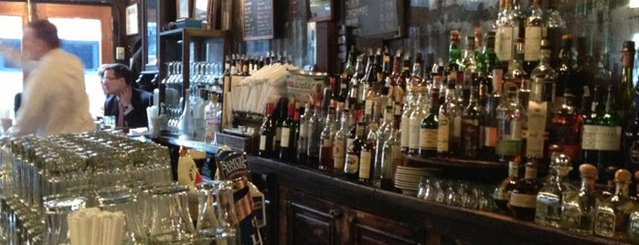 P.J. Clarke's is one of New York for the 1st time !.