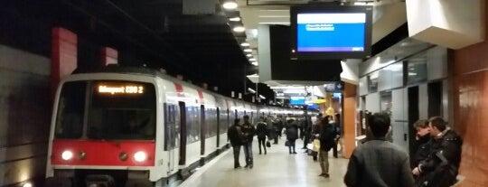 RER Paris Gare du Nord [B,D] is one of Paris.