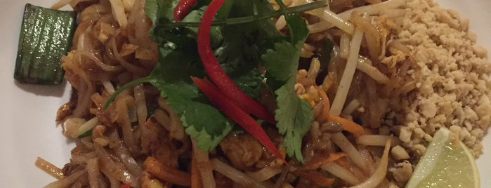 Siam Secret is one of The 15 Best Places for a Green Curry in London.
