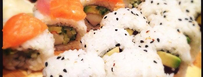 Miyaki Sushi Lounge is one of Food in Berlin.