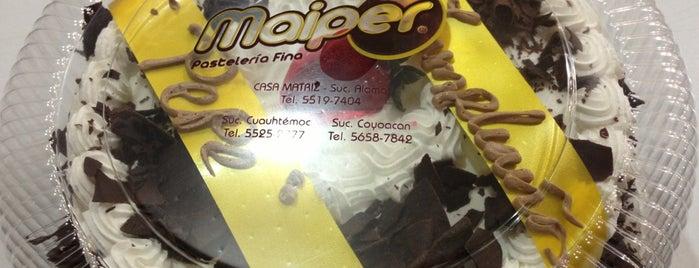 Maiper Pastelería Fina is one of por hacer.