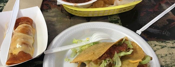 tacos el sol is one of seveneightfive local flavor.
