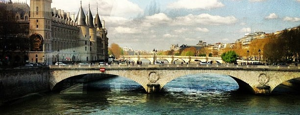 Pont Notre-Dame is one of Paris.