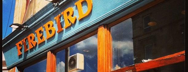 Firebird is one of Glasgow.