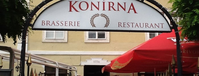 Konírna is one of Praha.