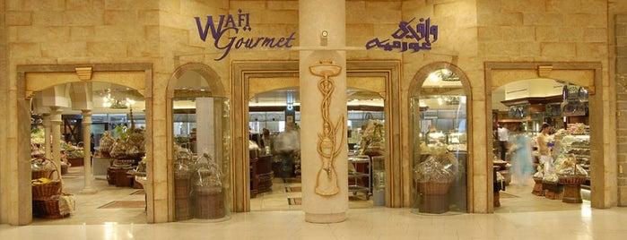 Wafi Gourmet وافي جورميه is one of Dubai Food.