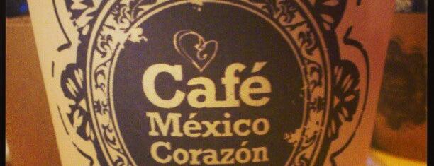 Café México Corazón de Melón is one of Chihuahua.