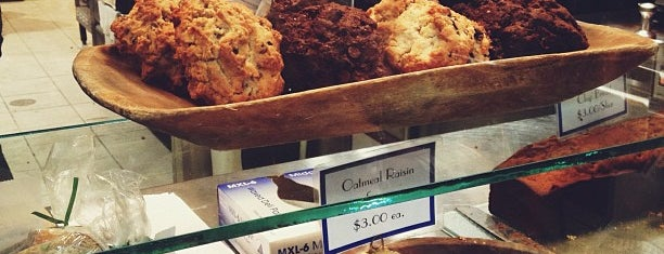 Levain Bakery is one of Eat NYC.
