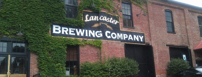 Lancaster Brewing Company is one of Local stuff to do.