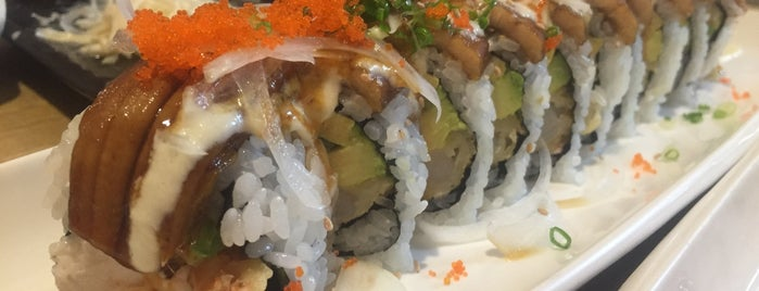 Sushi Berry is one of Пусан.