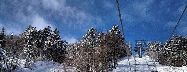 La Feclaz is one of Stations de ski (France - Alpes).