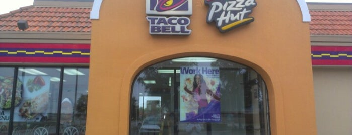 Taco Bell is one of Eateries.