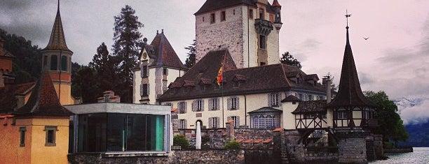 Schloss Oberhofen, Hof is one of What to do in Switzerland.