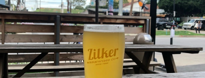 Zilker Brewing Co. is one of Texas breweries.