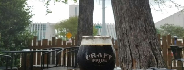 Craft Pride is one of America's Best Beer Gardens.