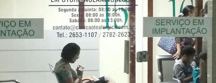 Clínica Oto Alérgica is one of Clínicas / Consultórios / Hospitais.