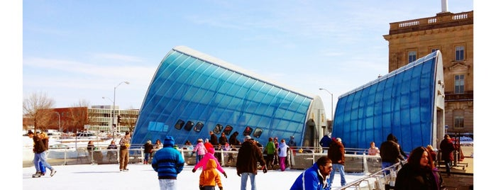 Brenton Skating Plaza is one of #visitUS in Des Moines, IA..