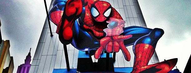 The Amazing Adventures of Spider-Man is one of Orlando's must visit!.