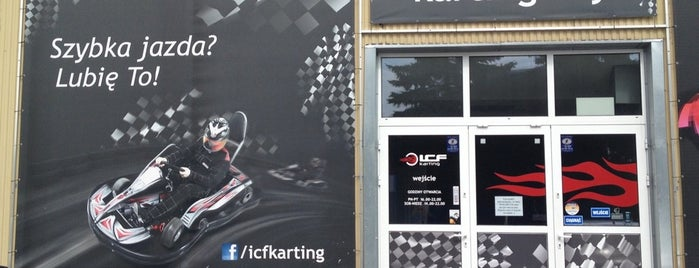 ICF Karting is one of Rzeszów.