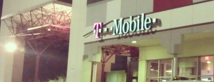 T-Mobile is one of Fav places.
