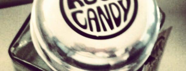 Rock Candy Balas Artesanais is one of Docerias/Sobremesas.
