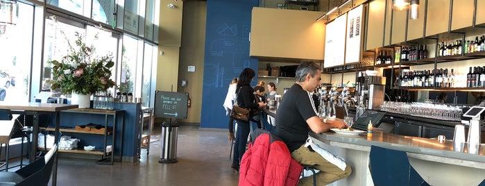 Corridor Cafe is one of San Francisco Caffeine Crawl.