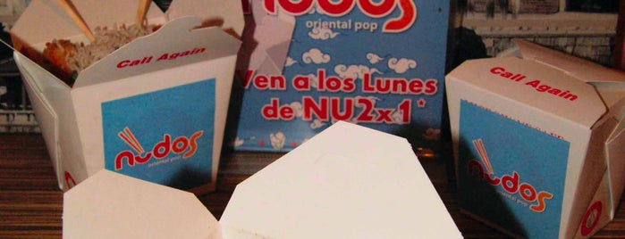 Nudos Oriental Pop is one of ASIATICA.
