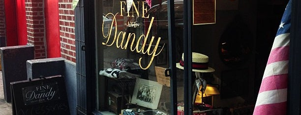 Fine And Dandy is one of Todo.