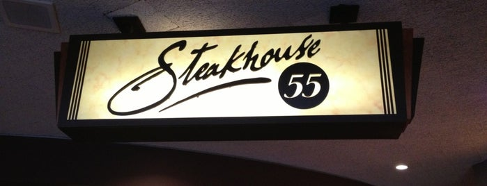 Steakhouse 55 is one of The 15 Best Places for Breakfast Food in Anaheim.