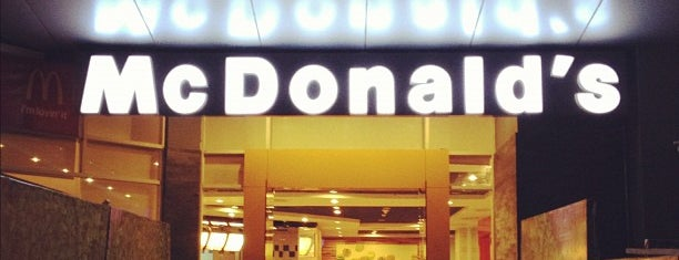 McDonald's is one of Must-visit Food in Makassar.