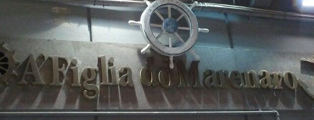A' Figlia d' 'o Marenaro is one of ristoranti e pizzerie.