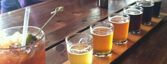 Lexington Avenue Brewery is one of 10 Years in Asheville.
