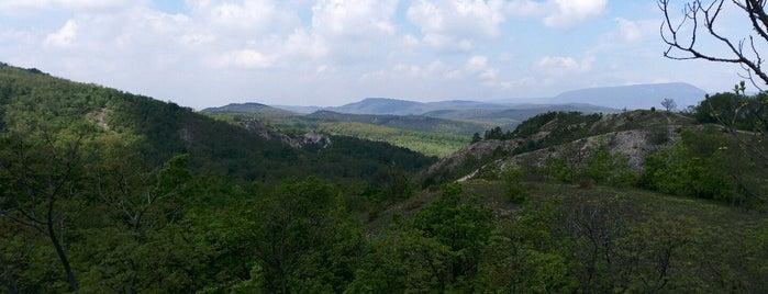 Iváni-hegy is one of Budai hegység/Pilis.