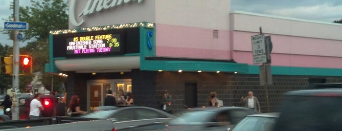 Cinema Theater is one of Roc.