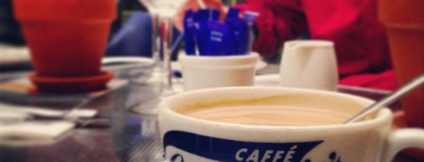 Carluccio's is one of Eat London 2.