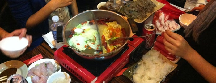 Hou Yi Hot Pot is one of Where to Eat Chinese Food in NYC.