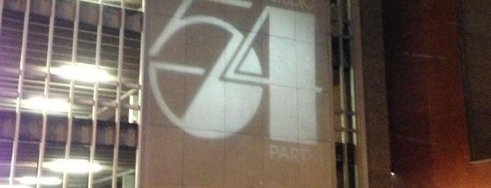 Studio 54 is one of Antwerpen.