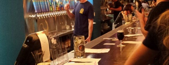 Ballast Point Tasting Room & Kitchen is one of USA San Diego.