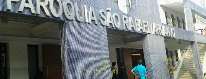 Paróquia São Rafael Arcanjo is one of #Rio2013 | Catequesis [Spanish].