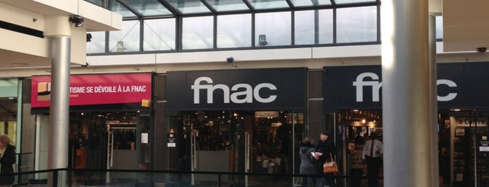 Fnac is one of Boulogne Billancourt.
