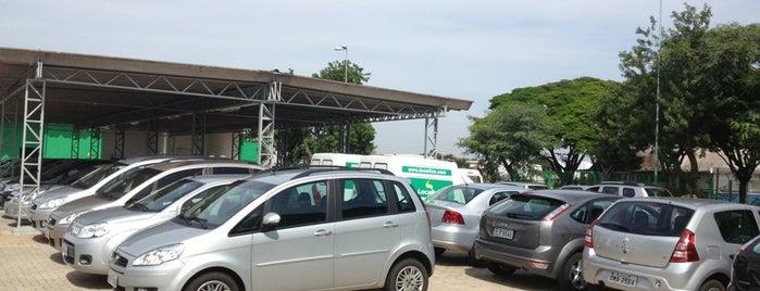 Localiza Rent a Car is one of Aeroporto de Londrina (LDB).