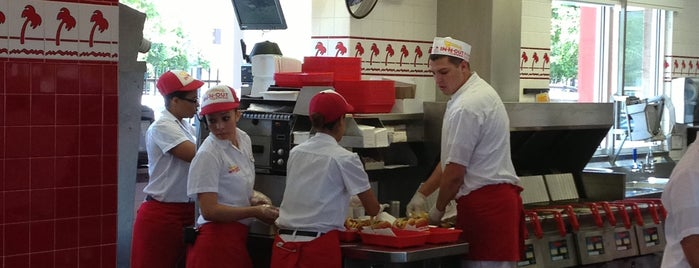 In-N-Out Burger is one of Sun Devil Checklist.