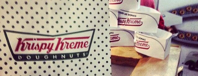 Krispy Kreme is one of Vamos a recorrer ;).