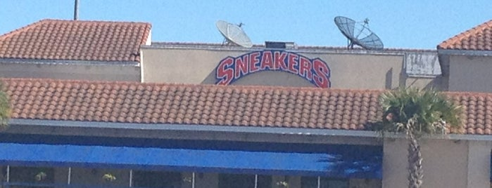 Sneakers Sports Grille is one of Florida, FL.