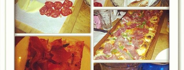 Numero 28 Pizzeria Romana is one of NYC food.