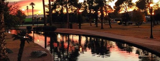 Encanto Park is one of Landmarks of Interest for J-Students.