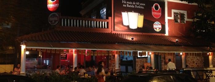 Bar do Oswaldo is one of RIO - Bares.
