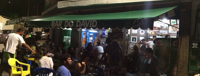 Bar do David is one of Rio de Janeiro's best places ever #4sqCities.