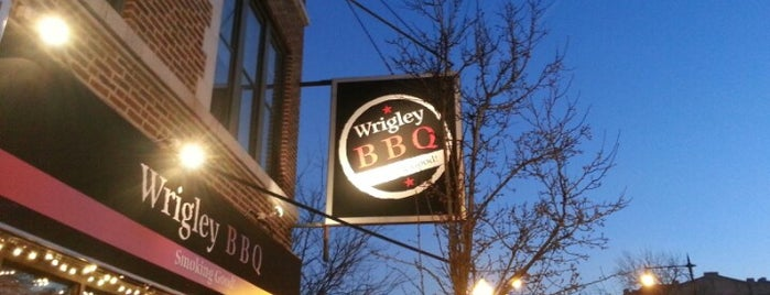 Wrigley BBQ is one of Package Deal.